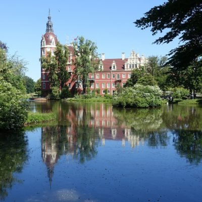 Schloss in Cottbus