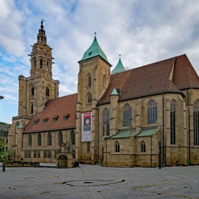 St. Kilian Church in Heilbronn