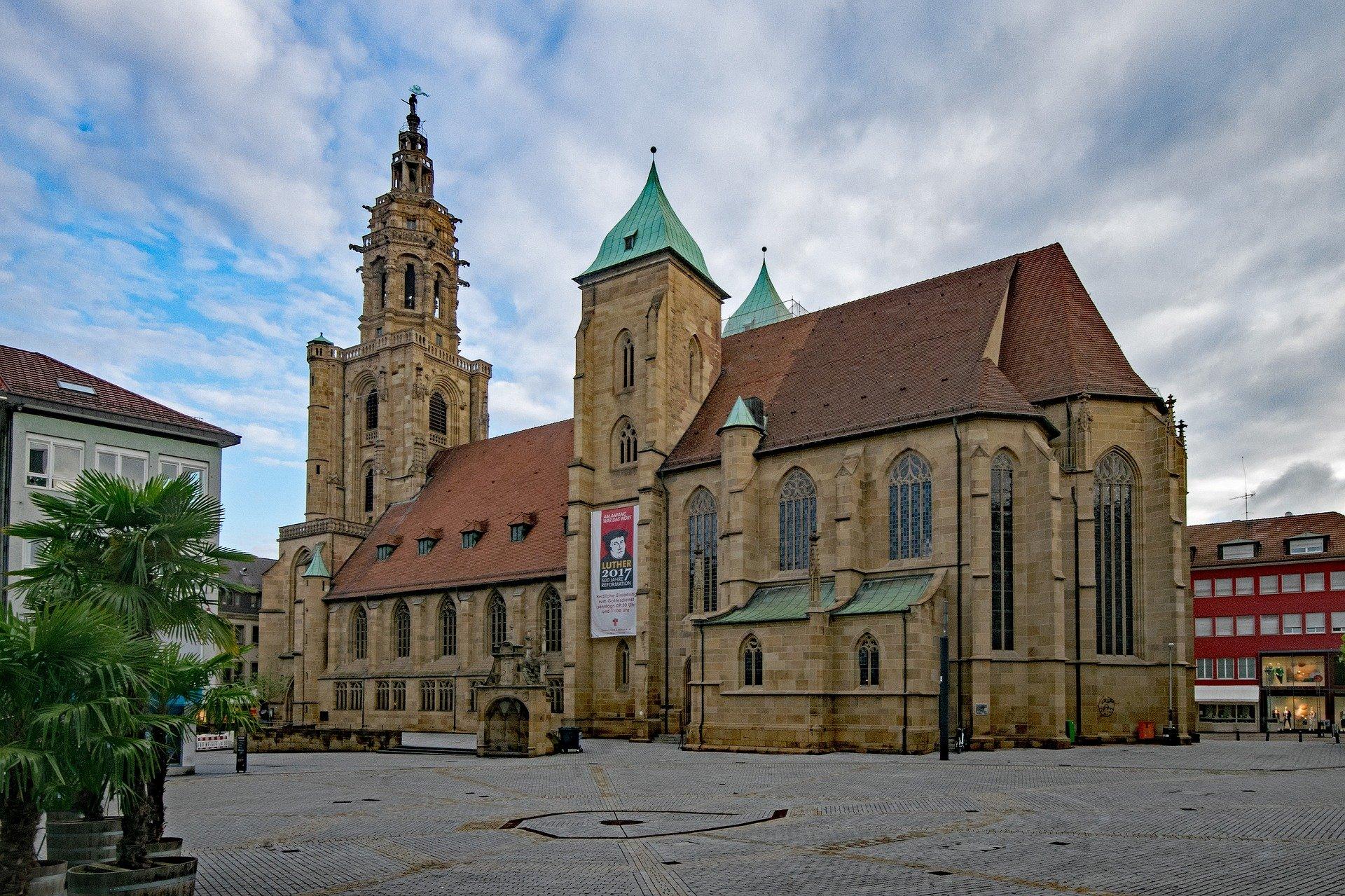 St. Kilian Kirche in Heilbronn