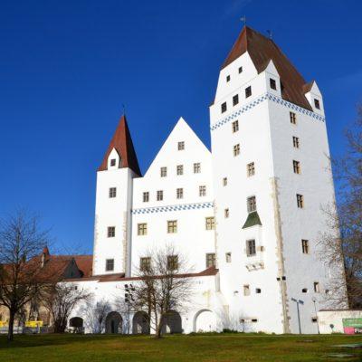 historic building in Ingolstadt