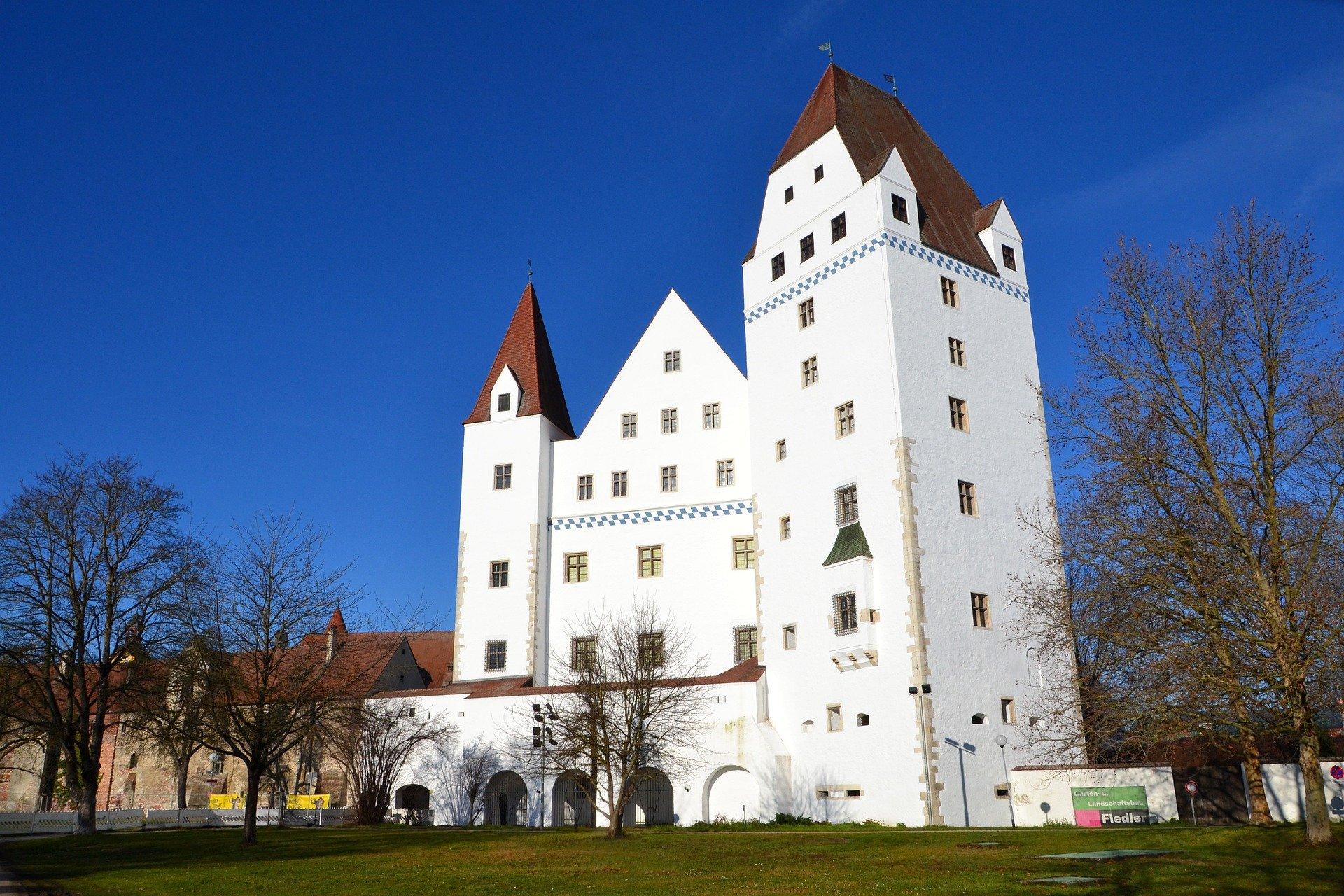 historisches Gebäude in Ingolstadt