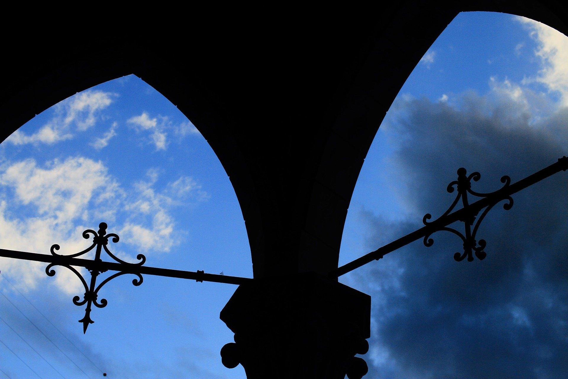 Impression, Blick aus Kirchenturm in Remscheid