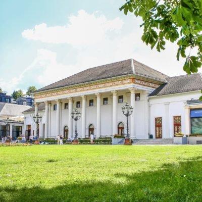 Picture of the casino in Baden-Baden