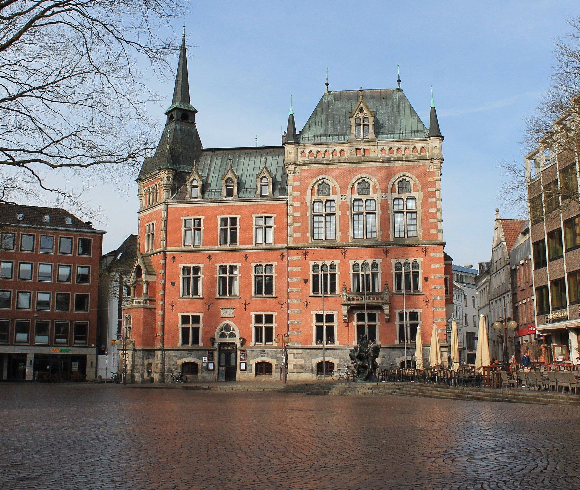 Impression aus Altstadt von Oldenburg