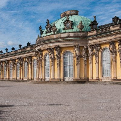 Government buildings in Potsdam