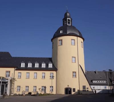 Tower in the city of Siegen