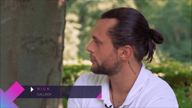 Callboy Rick aus Augsburg im Interview mit Paula Lambert von Paula kommt von Sixx