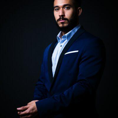 Attraktives Männermodell aus Berlin, welcher als Callboy arbeitet